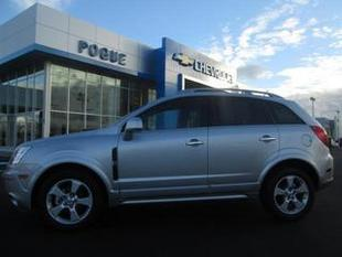 2014 Chevrolet Captiva Sport SUV for sale in Powderly for $19,990 with 19,576 miles.