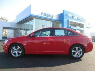 2014 Chevrolet Cruze Sedan for sale in Powderly for $16,990 with 17,776 miles.