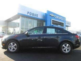 2014 Chevrolet Cruze Sedan for sale in Powderly for $14,990 with 16,500 miles.