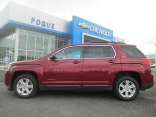 2012 GMC Terrain SUV for sale in Powderly for $18,990 with 49,338 miles.