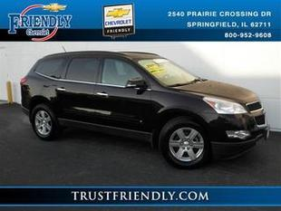 2010 Chevrolet Traverse SUV for sale in Springfield for $18,990 with 70,132 miles.