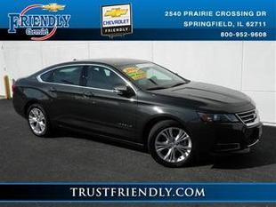 2014 Chevrolet Impala Sedan for sale in Springfield for $23,974 with 20,459 miles.