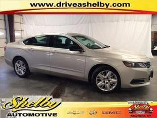 2014 Chevrolet Impala Sedan for sale in Mayfield for $20,000 with 23,291 miles.