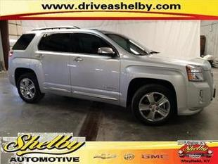 2013 GMC Terrain SUV for sale in Mayfield for $28,944 with 19,619 miles.