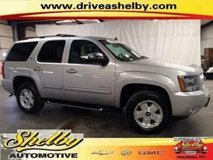 2010 Chevrolet Tahoe SUV for sale in Mayfield for $30,500 with 59,850 miles.