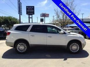 2012 Buick Enclave SUV for sale in San Antonio for $30,995 with 22,507 miles.
