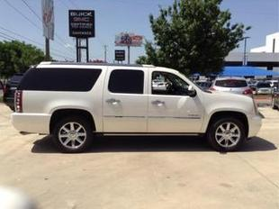 2013 GMC Yukon XL SUV for sale in San Antonio for $49,995 with 38,795 miles.