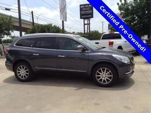 2014 Buick Enclave SUV for sale in San Antonio for $39,995 with 19,013 miles.