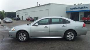 2012 Chevrolet Impala Sedan for sale in Chesaning for $14,521 with 36,212 miles.