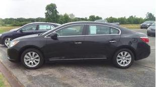 2012 Buick LaCrosse Sedan for sale in Chesaning for $21,992 with 16,557 miles.