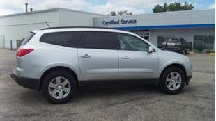 2009 Chevrolet Traverse SUV for sale in Chesaning for $18,923 with 52,948 miles.