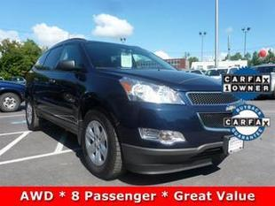 2011 Chevrolet Traverse SUV for sale in Plattsburgh for $20,495 with 52,003 miles.