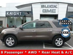 2011 GMC Acadia SUV for sale in Plattsburgh for $24,995 with 24,265 miles.