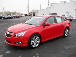 2014 Chevrolet Cruze Sedan for sale in Bowling Green for $17,794 with 21,786 miles.