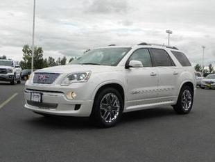 2011 GMC Acadia SUV for sale in Fargo for $35,998 with 25,645 miles.