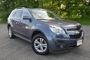 2013 Chevrolet Equinox SUV for sale in Andover for $21,549 with 36,699 miles.