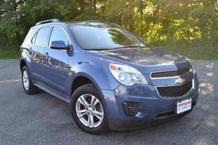 2012 Chevrolet Equinox SUV for sale in Andover for $16,990 with 60,557 miles.