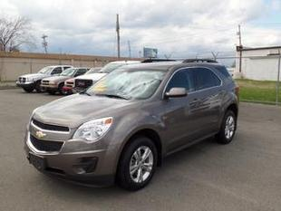 2011 Chevrolet Equinox SUV for sale in Warren for $19,495 with 43,107 miles.