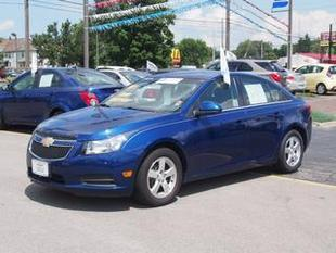 2012 Chevrolet Cruze Sedan for sale in Warren for $17,995 with 14,161 miles.