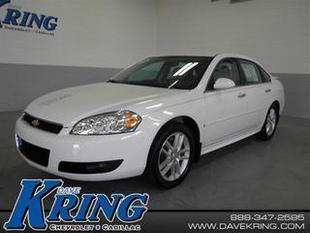 2012 Chevrolet Impala Sedan for sale in Petoskey for $14,949 with 70,145 miles.