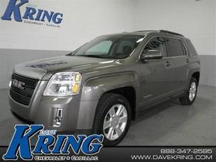 2012 GMC Terrain SUV for sale in Petoskey for $23,949 with 35,996 miles.