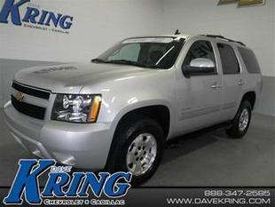2014 Chevrolet Tahoe SUV for sale in Petoskey for $38,949 with 20,060 miles.
