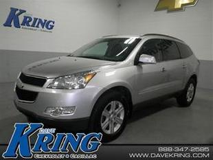 2011 Chevrolet Traverse SUV for sale in Petoskey for $21,449 with 59,643 miles.