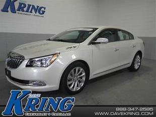 2014 Buick LaCrosse Sedan for sale in Petoskey for $26,949 with 13,096 miles.