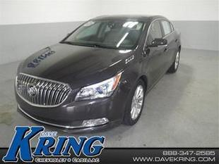 2014 Buick LaCrosse Sedan for sale in Petoskey for $26,950 with 20,842 miles.