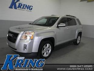 2013 GMC Terrain SUV for sale in Petoskey for $25,449 with 25,260 miles.