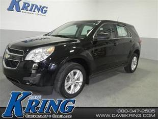 2011 Chevrolet Equinox SUV for sale in Petoskey for $18,449 with 50,570 miles.