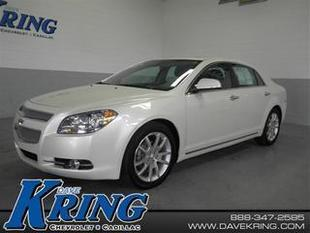 2012 Chevrolet Malibu Sedan for sale in Petoskey for $19,949 with 33,543 miles.
