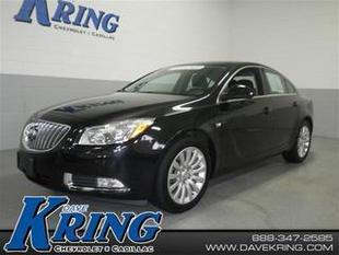 2011 Buick Regal Sedan for sale in Petoskey for $16,949 with 37,019 miles.