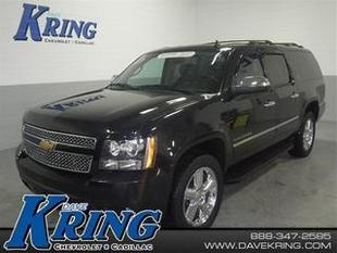 2013 Chevrolet Suburban SUV for sale in Petoskey for $42,950 with 48,706 miles.