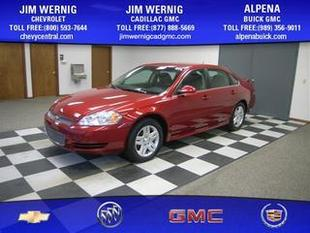 2012 Chevrolet Impala Sedan for sale in Gaylord for $13,995 with 54,563 miles.