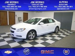 2012 Chevrolet Malibu Sedan for sale in Gaylord for $15,995 with 38,809 miles.