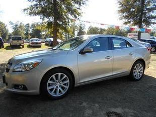 2013 Chevrolet Malibu Sedan for sale in Nacogdoches for $18,995 with 32,153 miles.