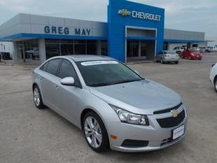 2011 Chevrolet Cruze Sedan for sale in West for $17,995 with 34,440 miles.