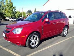 2014 Chevrolet Captiva Sport SUV for sale in Springfield for $20,998 with 21,740 miles.