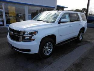 2015 Chevrolet Tahoe SUV for sale in Selinsgrove for $48,995 with 4,100 miles.