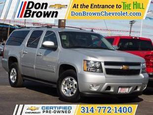 2014 Chevrolet Suburban SUV for sale in Saint Louis for $39,995 with 20,484 miles.