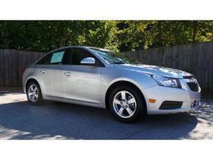 2013 Chevrolet Cruze Sedan for sale in Covington for $14,400 with 44,418 miles.