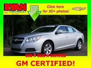 2013 Chevrolet Malibu Sedan for sale in Hattiesburg for $18,978 with 36,050 miles.