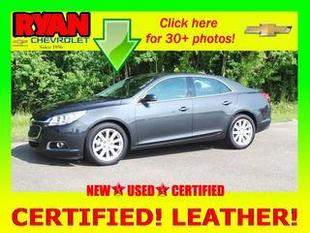 2014 Chevrolet Malibu Sedan for sale in Hattiesburg for $19,777 with 23,132 miles.