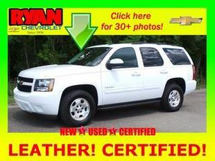 2013 Chevrolet Tahoe SUV for sale in Hattiesburg for $33,777 with 34,406 miles.