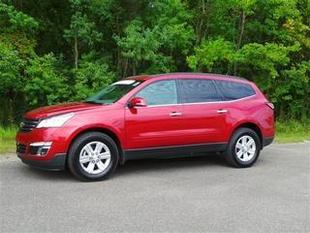 2014 Chevrolet Traverse SUV for sale in Hattiesburg for $30,000 with 16,979 miles.