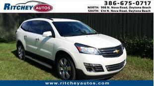 2013 Chevrolet Traverse SUV for sale in Daytona Beach for $36,988 with 8,745 miles.
