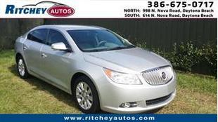 2012 Buick LaCrosse Sedan for sale in Daytona Beach for $26,988 with 52,771 miles.