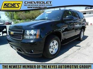 2013 Chevrolet Tahoe SUV for sale in Los Angeles for $36,998 with 33,725 miles.