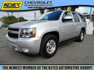 2013 Chevrolet Tahoe SUV for sale in Los Angeles for $32,998 with 40,590 miles.
